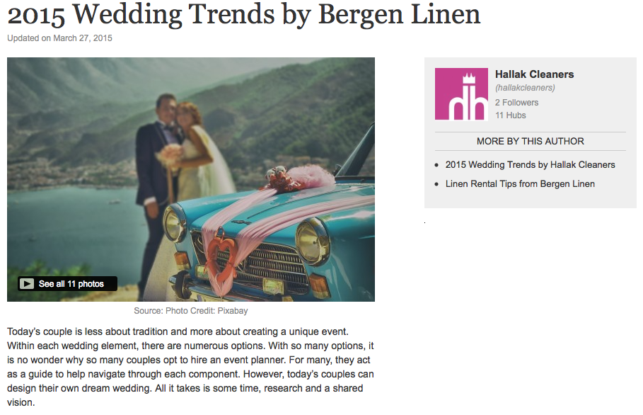 Wedding Trends, Wedding Trends 2015, Wedding Planning