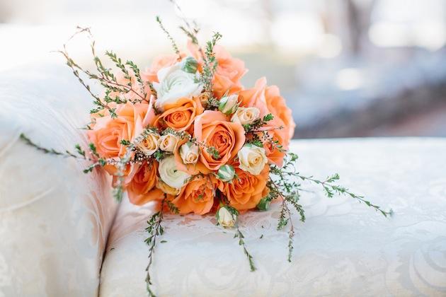 Tangerine, Dream Wedding, Peach, Peach wedding
