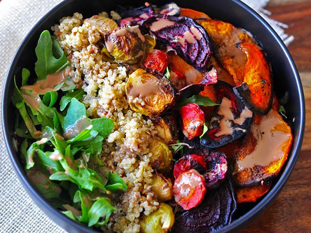 Bergen Linen Spring Food Trends Introducing The Power Bowl