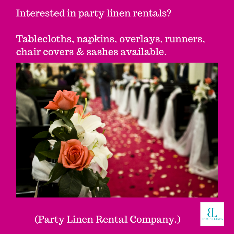 Spring party, party rentals, party rental company, linen rental