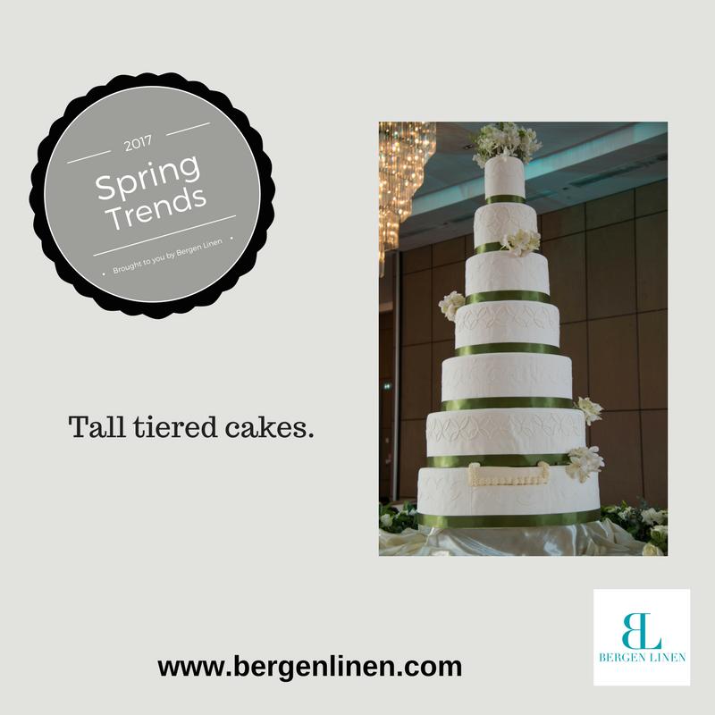 Spring Wedding Cake, wedding cake, wedding cake trend, cake trend, wedding trend