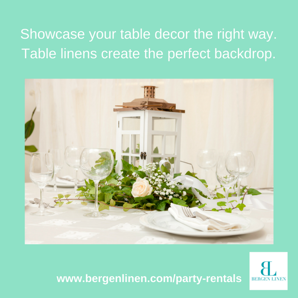party table decor, table decor, centerpiece