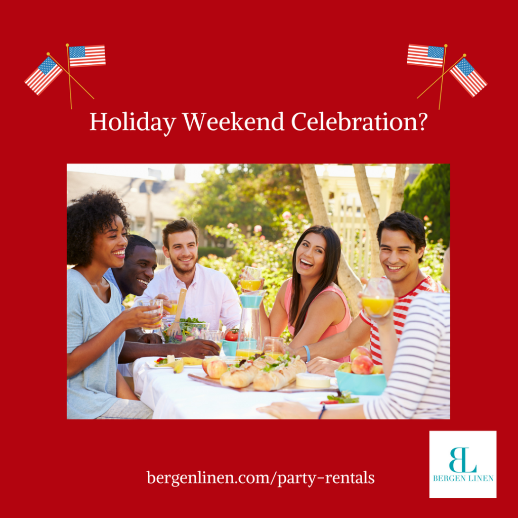 Memorial Day Weekend 2018 celebration