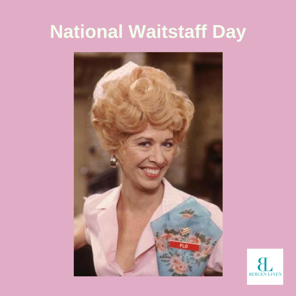 National Waitstaff Day