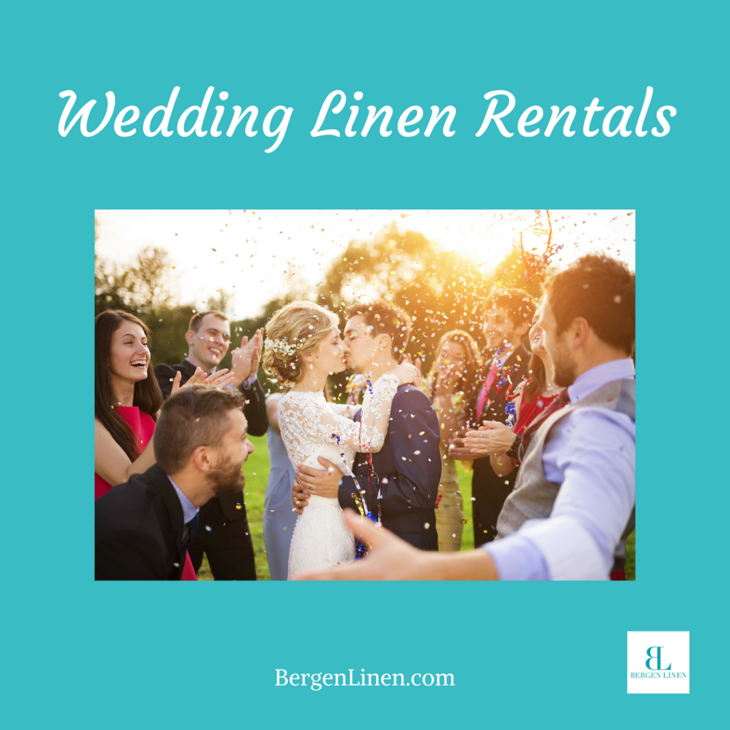 wedding rental, wedding linen rental, party linen rental