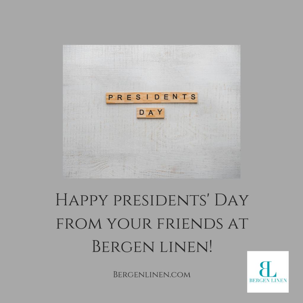 Presidents' Day 2019