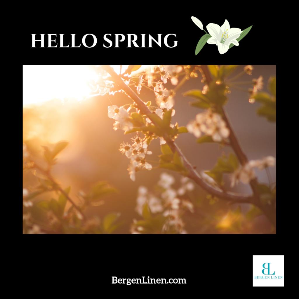 First day of spring, spring 2019, spring season, spring