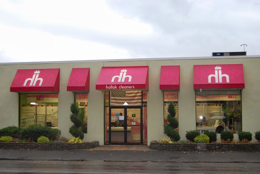 Hallak Cleaners - Bergen County location.