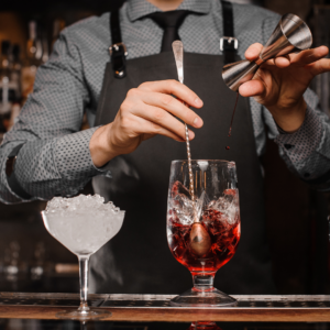 Valentine's Day 2021 cocktail
