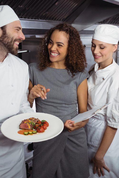 Restaurant uniform rentals, NJ Linen rental company, Bergen Linen